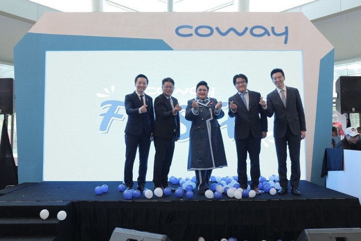 coway malaysia event
