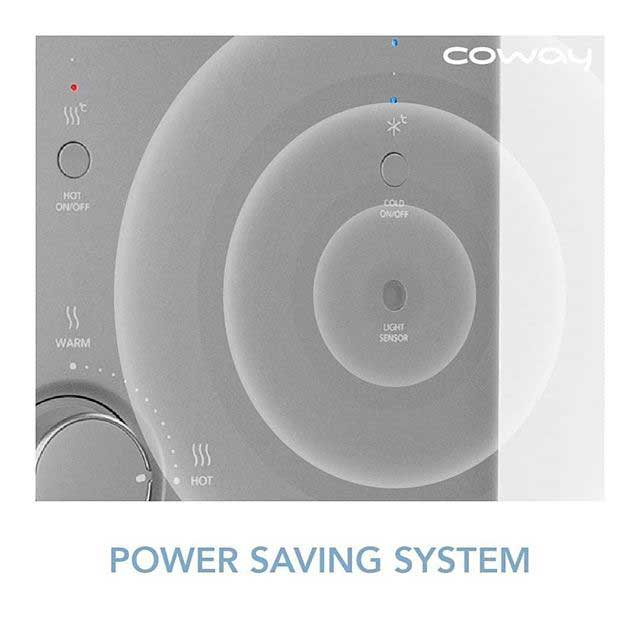 power saving mode coway