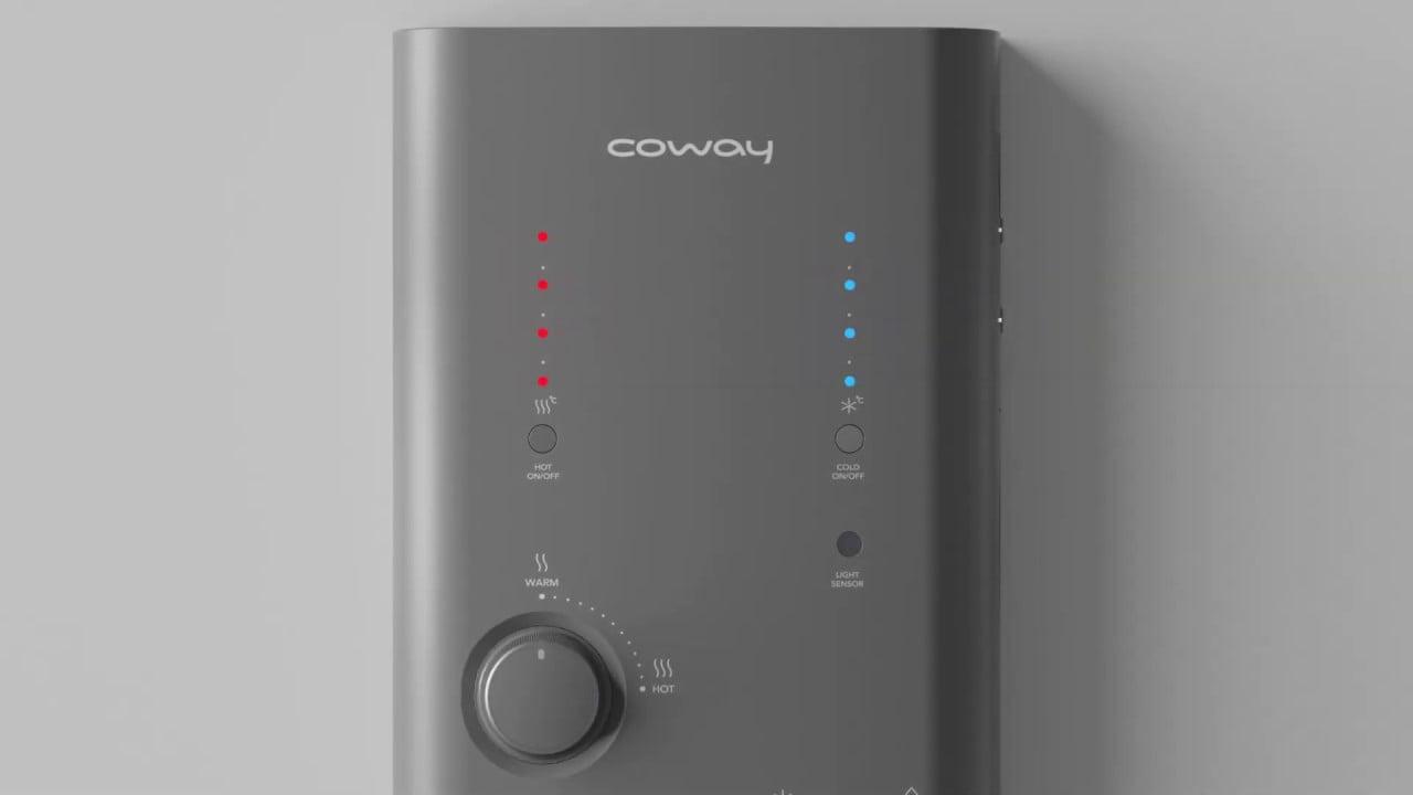 4 dot led display coway villaem 2