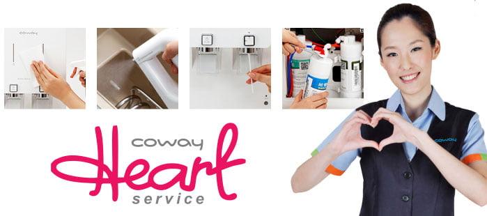 cody heart service coway