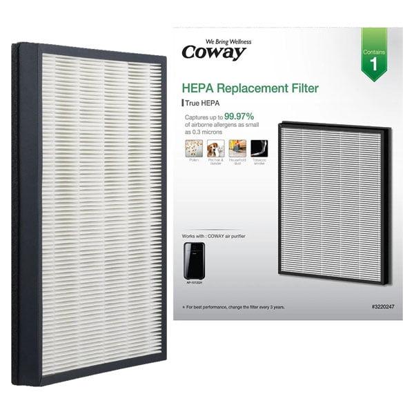 hepa filter penapis udara coway